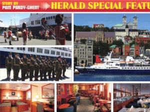 Adventure Canada Newfoundland Herald