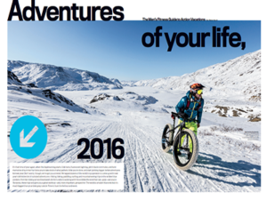 H+I Adventures – Men's Fitness