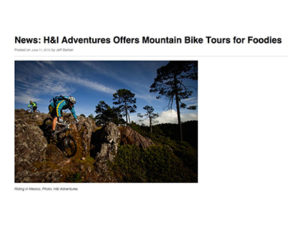 H+I Adventures – Singletracks