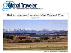 H+I Adventures – Global Traveler