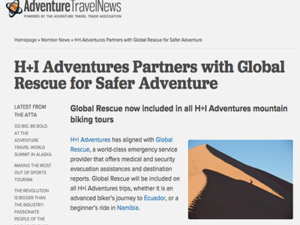 H+I Adventures – Adventure Travel News
