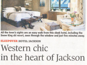 Jackson Hole – The Globe and Mail