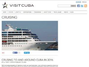 Celestyal Cruises – Visit Cuba