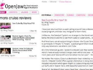 Celestyal Cruises – OpenJaw