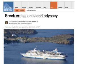 Celestyal Cruises – Calgary Herald