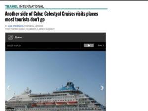 Celestyal Cruises – Toronto Sun