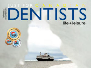 Adventure Canada – Just For Canadian Dentists
