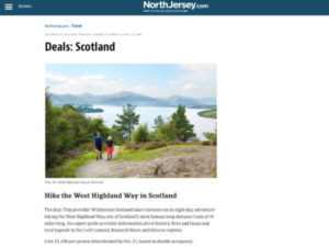 Wilderness Scotland – NorthJersey.com