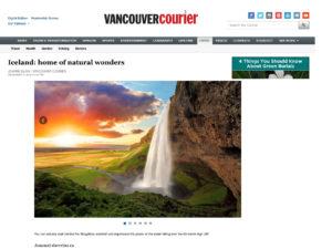Exodus Travels – Vancouver Courier