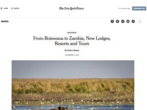 Exodus Travels – The New York Times