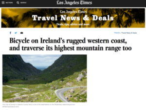 Wilderness Ireland – Los Angeles Times