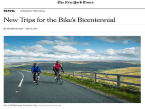 Wilderness Scotland – The New York Times