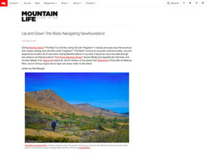Adventure Canada – Mountain Life Magazine