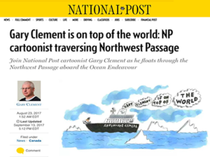 Adventure Canada – National Post