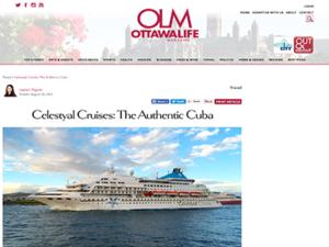 Celestyal Cruises – Ottawa Life Magazine