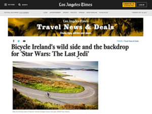 Wilderness Ireland – LA Times