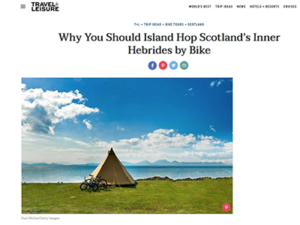 Wilderness Scotland – Travel + Leisure