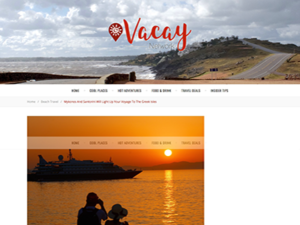 Celestyal Cruises – Vacay Network