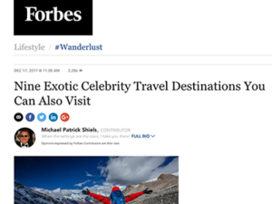 Exodus Travels – Forbes