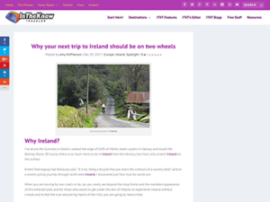 Wilderness Ireland – In the Know Traveler
