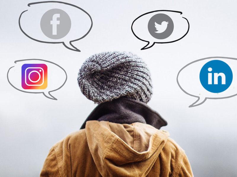 Social Media Multi-platform Strategy