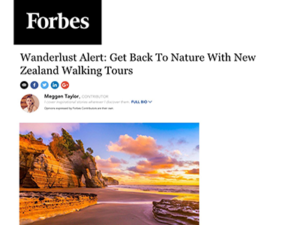 New Zealand Walking Tours – Forbes