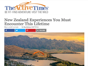 New Zealand Walking Tours – The Active Times