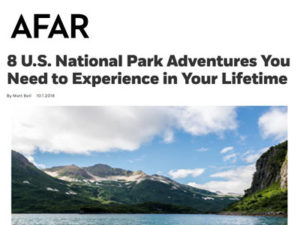Natural Habitat Adventures – AFAR