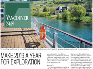 Adventure Canada – Vancouver Sun