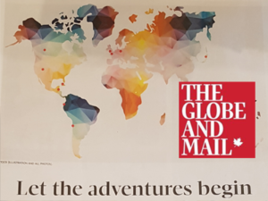 Exodus Travels – Globe and Mail