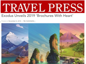 Exodus Travels – Travel Press