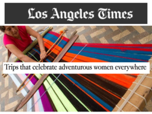Southern Explorations – LA Times