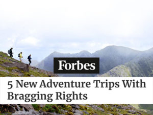 Saddle Skedaddle & Wilderness Ireland-Forbes