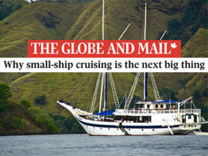 Outer Shores Expeditions & Exodus-The Globe & Mail