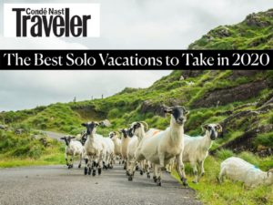 Wilderness Ireland – Condé Nast Traveler