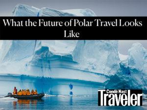 Adventure Canada – Condé Nast Traveler
